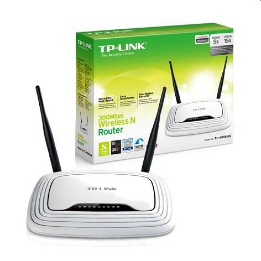 Router Wireless Tp Link Tl Wr841n 300mbps Wr840n 300 Mbps 1