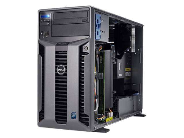 Servidor Recertificado DELL T710 2x Xeon E5530 2.4Ghz (24Gb2 x 300Gb DVD) Rackeable - Torre