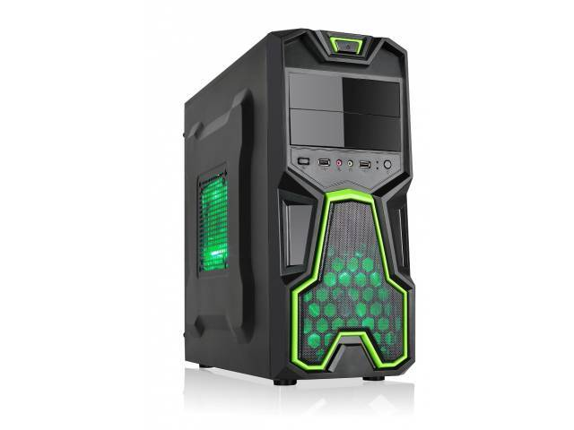 Gabinete GAMER INTEX IT-521 (D336)