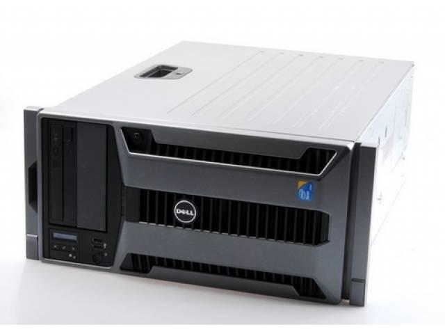 Servidor Recertificado DELL T710 2x Xeon E5530 2.4Ghz (24Gb3 x 300Gb DVD) Rackeable (Incluye guias para rack) - Torre