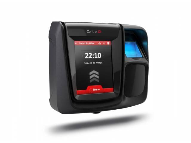 Controlador de Acceso de Multiples Funciones Control iD iDFlex Time & Attendance