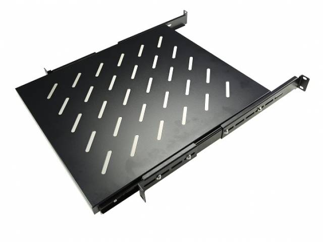 Estante Deslizante con Oreja de Montaje MYConnection! MYC-JE05-1000 para Rack de Piso 1000mm de profundidad