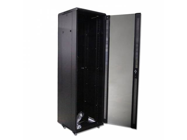 Rack MYConnection! MYC-6042 42U 600X1000mm - Pivotante
