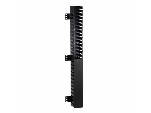 Organizador de Cables MYConnection! MYC-VCB42U - Vertical 42U