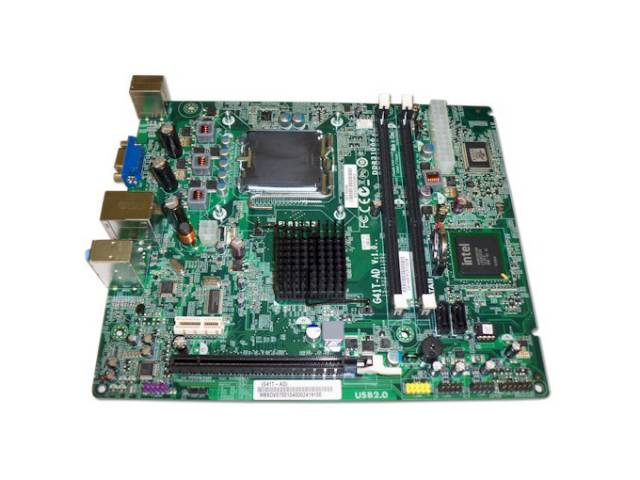 Mother Acer Intel G41T-AD para Socket 775
