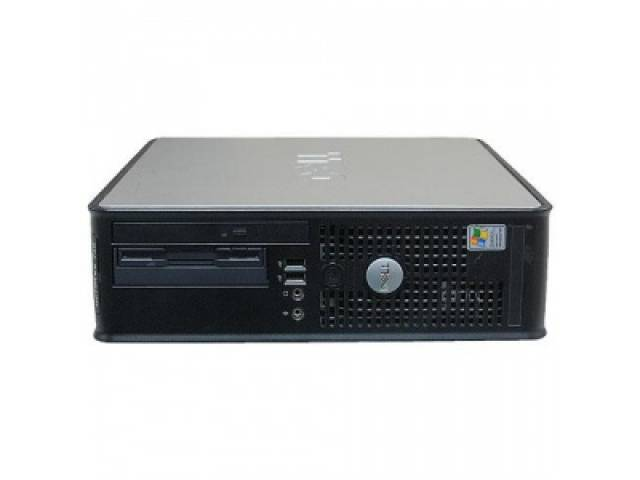 Equipo Recertificado DELL Modelo OPTIPLEX GX755 Core 2 Duo 2.33 Ghz (1GB80GBLector CD) Desktop