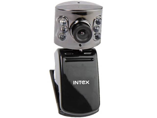 C�mara Web INTEX IT-306WC Vision Nocturna USB