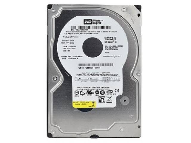 Disco Duro 320 GB SATA 7200 RPM WD - New Pull