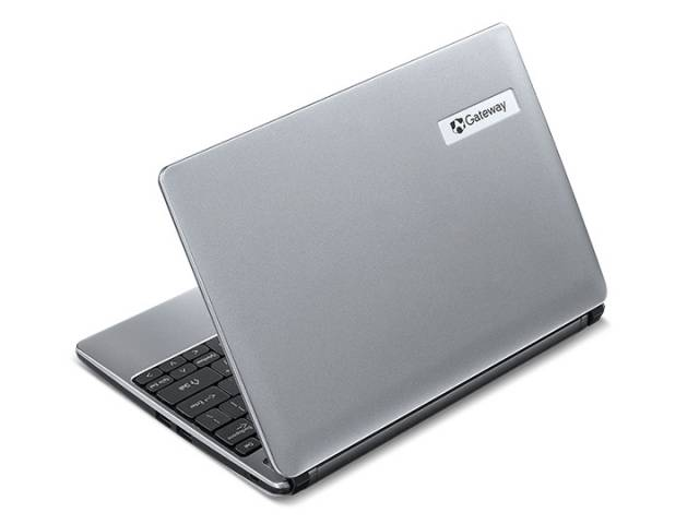 Netbook Gateway Intel Celeron Dual Core 10.1 Touch Screen