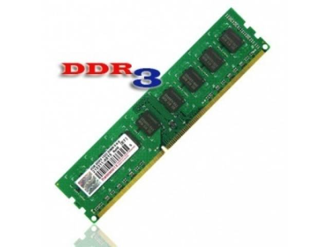 Memoria DDR3 4 GB BUS 1600