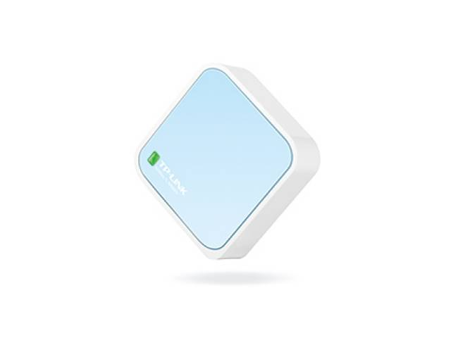 Nano Router Wireless TP-LINK TL-WR802N 300 Mbps