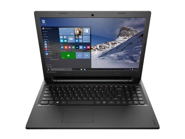 Notebook Lenovo 100 Core i5-5200U, 2.2Ghz, 4Gb, 1Tb , 15.6 - Factory Refurbished