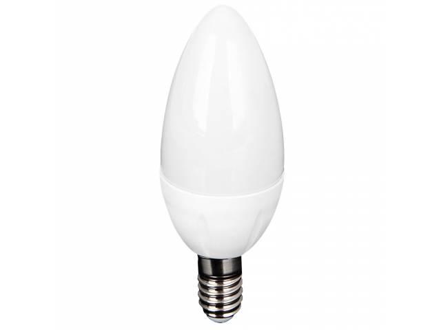 Lámpara LED Tipo Vela de 3W - Luz Fría