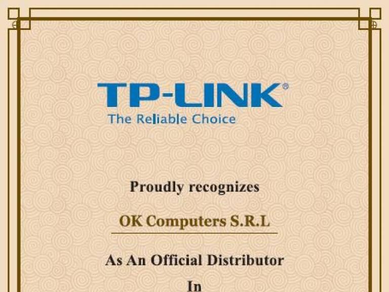 Distribuidor Oficial TP-LINK para Uruguay