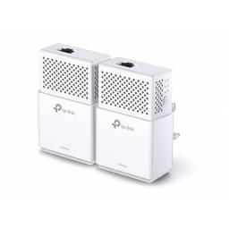 Adaptador de Red a Corriente TP-LINK PA7010 Starter Kit Powerline Gigabit AV1000 (KIT de 2 Unidades)