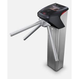 Torniquete Inteligente Control iD iDBlock Biometrico y Proximidad con Urna - Acero Inoxidable