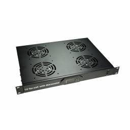 Termostato Digital MYConnection! MYC-JG03 1U - 4 Ventiladores