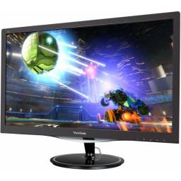 "Monitor LED FULL HD Viewsonic 27"" VX2757MHD - Nuevo Open Box"