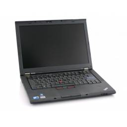 Notebook Lenovo ThinkPad T410 14 Intel Core I5 2.4 GHz (4GbSSD 120GbDVDWindows 7 Pro) - Recertificado