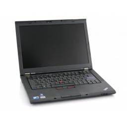 "Notebook Lenovo ThinkPad T410 14"" Intel Core I5 2.4 GHz (4Gb/SSD 120Gb/DVD/Windows 7 Pro) - Recertificado"