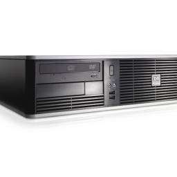 Equipo Recertificado HP DC7800 Core 2 Duo 2.2 Ghz (2Gb160GBCombo DVD) Desktop