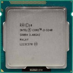 Procesador INTEL Core I3 3240 3.4 GHz, Sin Cooler - OEM