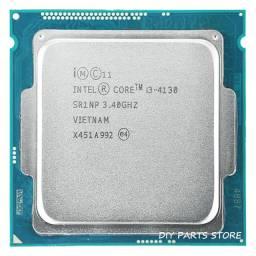 Procesador INTEL Core I3 4130 3.4 GHz, Sin Cooler - OEM