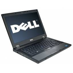 "Notebook Dell E5410 14"" Intel Core I5 2.40 Ghz (4Gb/ 160Gb/ DVDRW) - 3 Puertos USB Funcionando. Recertifica"