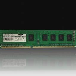 Memoria AFOX DDR3 2 GB BUS 1333