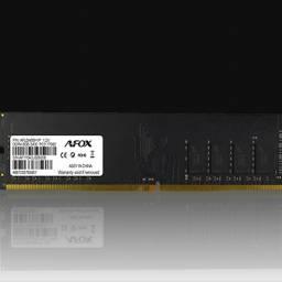 Memoria Afox DDR4 8 GB BUS 2400
