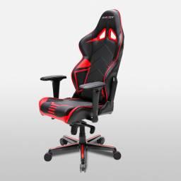 Silla Gamer DxRacer OH/RV131/NR Color Rojo