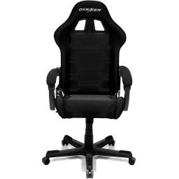 Silla Gamer DxRacer OH/OA168/N Color Negro