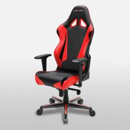 Silla Gamer DxRacer OH/RV001/NR Serie Racing Color Rojo