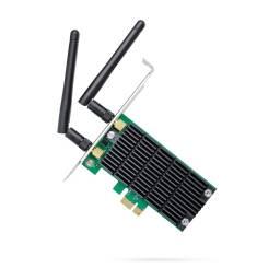 Adaptador Inalámbrico PCI-Express TP-LINK Archer T4E Dual Band AC1200