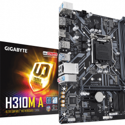 Mother Gigabyte GA-H310M-A (LGA 1155) Nueva
