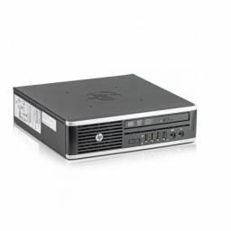 Equipo Recertificado HP 8200 Intel Core i5 2.5 Ghz (4Gb/120GB SSD/DVD) USFF