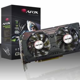 Tarjeta de Video AFOX GTX 1050Ti 4GB GDDR5 128bit