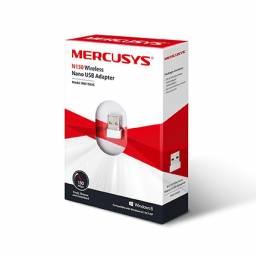 Mini Adaptador USB Wireless 150 Mbps Mercusys MW150US
