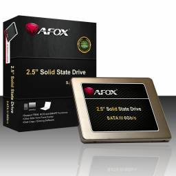 Disco Solido AFOX SSD 480 GB 2.5""