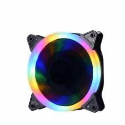 Fan Cooler LED RGB Shot Gaming