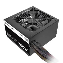 Fuente Thermaltake Smart 700W Reales 80 Plus