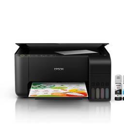 Impresora Multifunción Epson L3150  WifiTinta Color Sistema Continuo