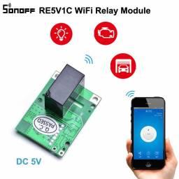 Releé SONOFF RE5V1C WiFi