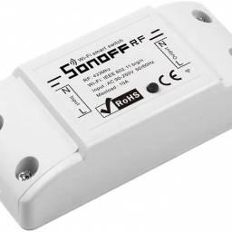 Interruptor Inteligente Sonoff RFR2 WiFi Con Receptor RF