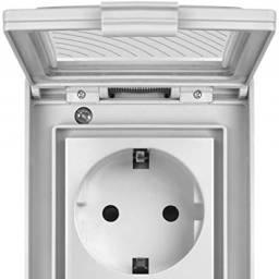 Enchufe Inteligente Sonoff S55TPF-DE a Prueba de Agua WiFi