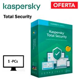 AntiVirus Kaspersky Total Security
