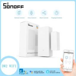Sensor Inalámbrico Sonoff DW2-RF para Puertas y Ventanas 433 MHz