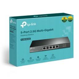 Switch TP-LINK TL-SG105-M2 5 Puertos 2.5Gbps Carcasa Metálica
