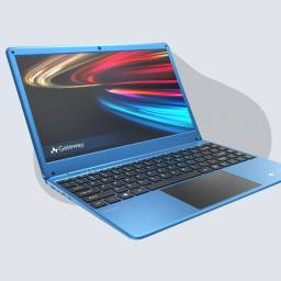 "Notebook Gateway GWTN141 AMD Ryzen 3 3200u 2.6Ghz (4Gb/128Gb SSD) 14"" - Factory Ref.-Detalle En Pantalla"