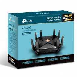 Router Inalámbrico TP-LINK Archer AX6000 -OEM - Solo Funciona Banda de  5 GHZ -REF